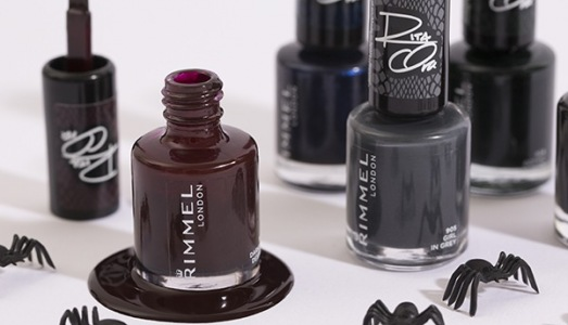 Rimmel Shades of Black