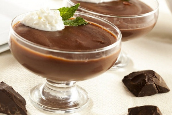 Recept: domač čokoladni puding - Planet Lepote